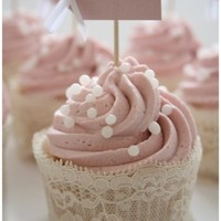 I Do Cupcakes | Cute Cupcakes | CutestFood.com