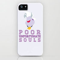Ursula: Poor Unfortunate Souls iPhone & iPod Case by hopealittle