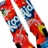 KOOL-AID Fast Shipping!! Nike Elite Socks Customized Koolaid Oh Yeah!
