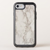 Marble Stone Speck Presidio iPhone 8/7/6s/6 Case