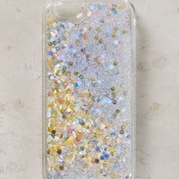 Confetti iPhone 6 Case by Anthropologie in Gold Size: One Size Tech Essentials