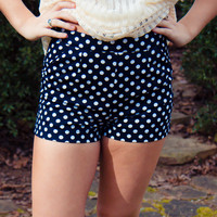 Picnic In The Park Shorts - Final Sale