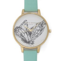 As Time Flutters By Watch | Mod Retro Vintage Watches | ModCloth.com