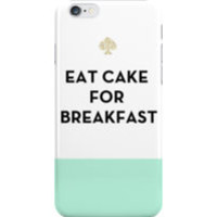 Eat Cake for Breakfast - Kate Spade Inspired