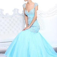 Sherri Hill 21036 at Prom Dress Shop