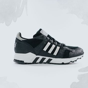 Adidas Equipment Running Cushion (Black/Metallic Silver)