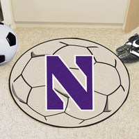 Northwestern University Soccer Ball
