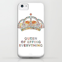 her daily motivation iPhone & iPod Case by Bianca Green