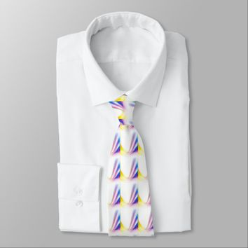 Abstract Swirl 1 Neck Tie