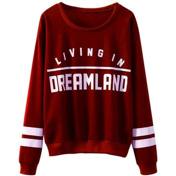 Living in Dreamland - T Shirt