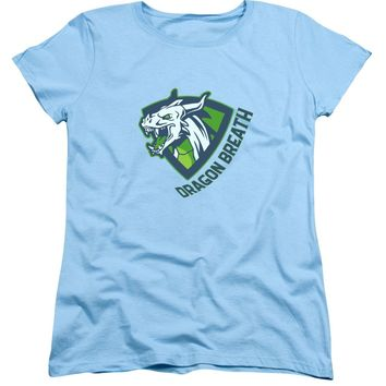 Dragons Breath - Women's T-Shirt (Standard Fit)