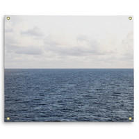 Cobalt Sea - Wall Tapestry