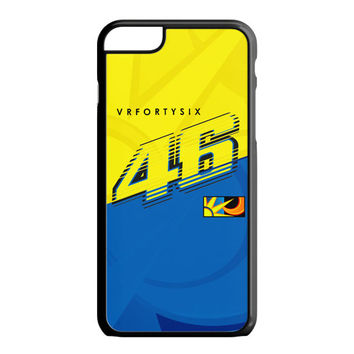 VALENTINO ROSSI VR46 MOVISTAR YAMAHA MOTOGP iPhone 6S Plus Case