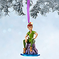 Peter Pan Sketchbook Ornament