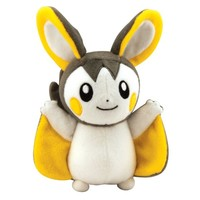 TOMY Pokemon Emolga Plush, 8""
