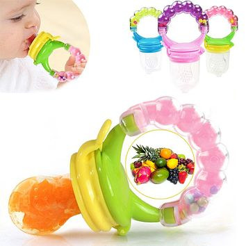 Fresh Food Baby Pacifiers Feeder