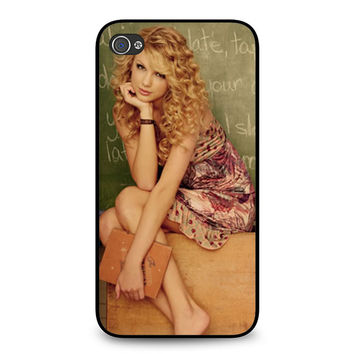 taylor swift style art iPhone 4 | 4S Case