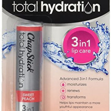 ChapStick Total Hydration 3 in 1 Sweet Peach