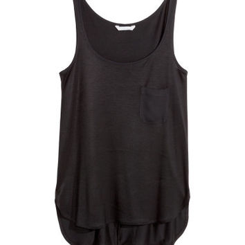 H&M Tank Top with Chest Pocket $12.95
