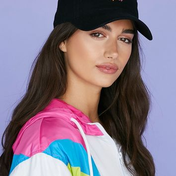 MTV Graphic Dad Cap