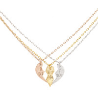 Best Bitches Pendant Set