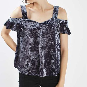 Polly Bardot Top - Tops - Clothing