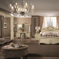 Classic style bedroom set Tiziano Collection by Arredoclassic