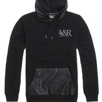 Young & Reckless Core Logo Pullover Hoodie - Mens Hoodie - Black