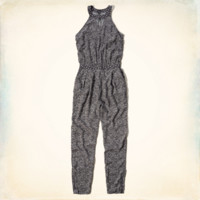 Stands Point Jumpsuit