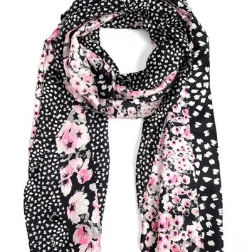 Ditzy Floral Scarf by Juicy Couture