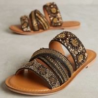 Jasper & Jeera Beaded Sanur Sandals