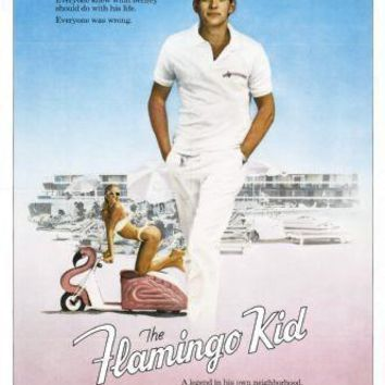 The Flamingo Kid Movie Poster Standup 4inx6in