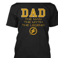 LIMITED DAD MAN MYTH LEGEND TEE