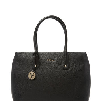 Furla Women's Serena Medium Tote - Black