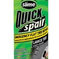 Slime 60090 Large Tire Quick Spair - 20 oz