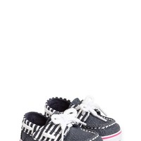 Infant Girl's Sperry Kids 'Bahama' Crib Shoe
