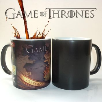 Game of Thrones mugs office coffee mug