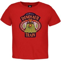 Dinosaur Train - Train Logo Toddler T-Shirt