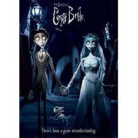 CORPSE BRIDE MOVIE POSTER Misunderstanding NEW 24x36