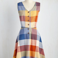 Swap Meet Sweetheart Dress | Mod Retro Vintage Dresses | ModCloth.com