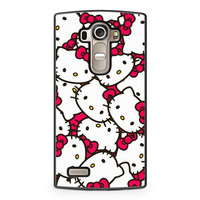 Beauty Hello Kitty LG G4 Case