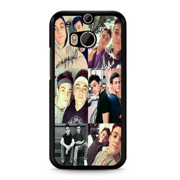 Ethan And Grayson Dolan Twins HTC M8 Case