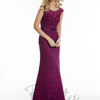 Pretty Maids 22624 All Lace Bridesmaids Dress