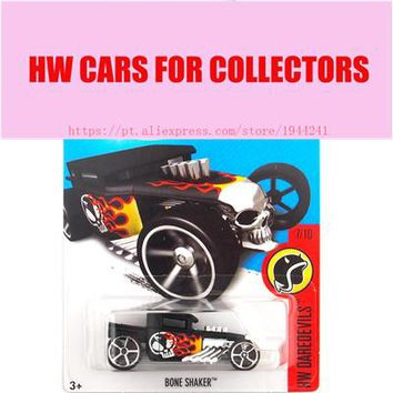 2017 Hot Wheels 1:64 Black Bone Sharker Metal Diecast Cars Collection Kids Toys Vehicle For Children Juguetes