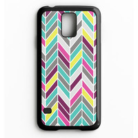 Full Color Chevron Samsung Galaxy S5 Case