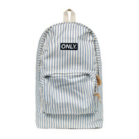 ONLY NY | STORE | Bags | Ticking Stripe Backpack
