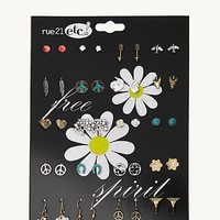 Daisy Spirit Earring 20-Pack | Earrings | rue21