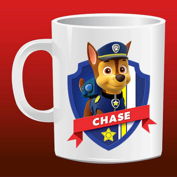 Case Paw Patrol for Mug Design