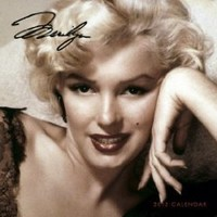 Marilyn 2012 FACES Square 12X12 Wall Calendar $11.51