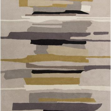 Harlequin 0 Area Rug Gray, Neutral